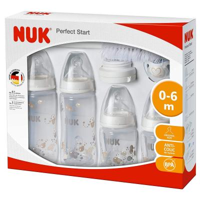 超值特惠!NUK新生儿奶瓶套组7折收!备孕早期维生素B9孕妇专用叶酸只要14.99欧!