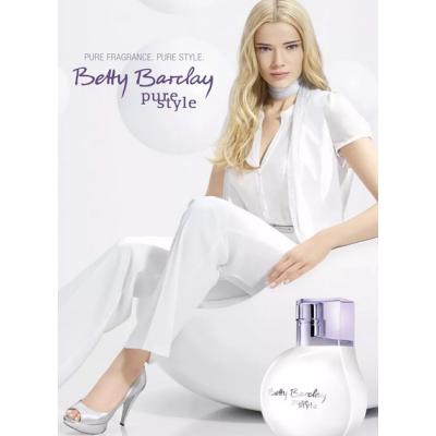 小众平价德国Betty Barclay淡香水,闻了想谈恋爱