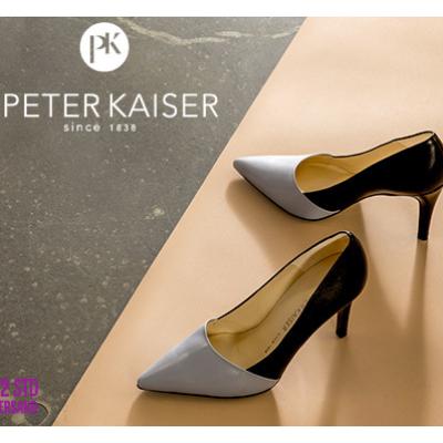 德国百年女鞋品牌Peter Kaiser,超级舒服好穿!