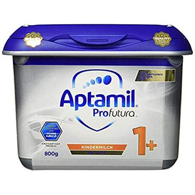 (179.98元/罐)Aptamil Profutura 1+爱他美白金版1+段800g*8罐